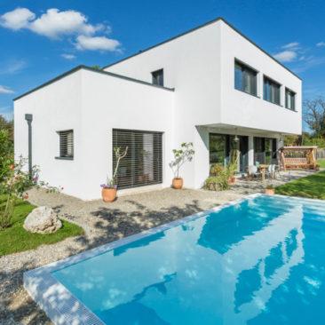 Neubau Einfamilienhaus F.